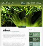 Agriculture Facebook  Template 38680