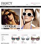 Fashion osCommerce  Template 38686
