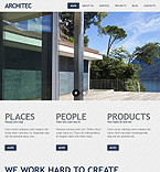 Architecture Joomla  Template 38688