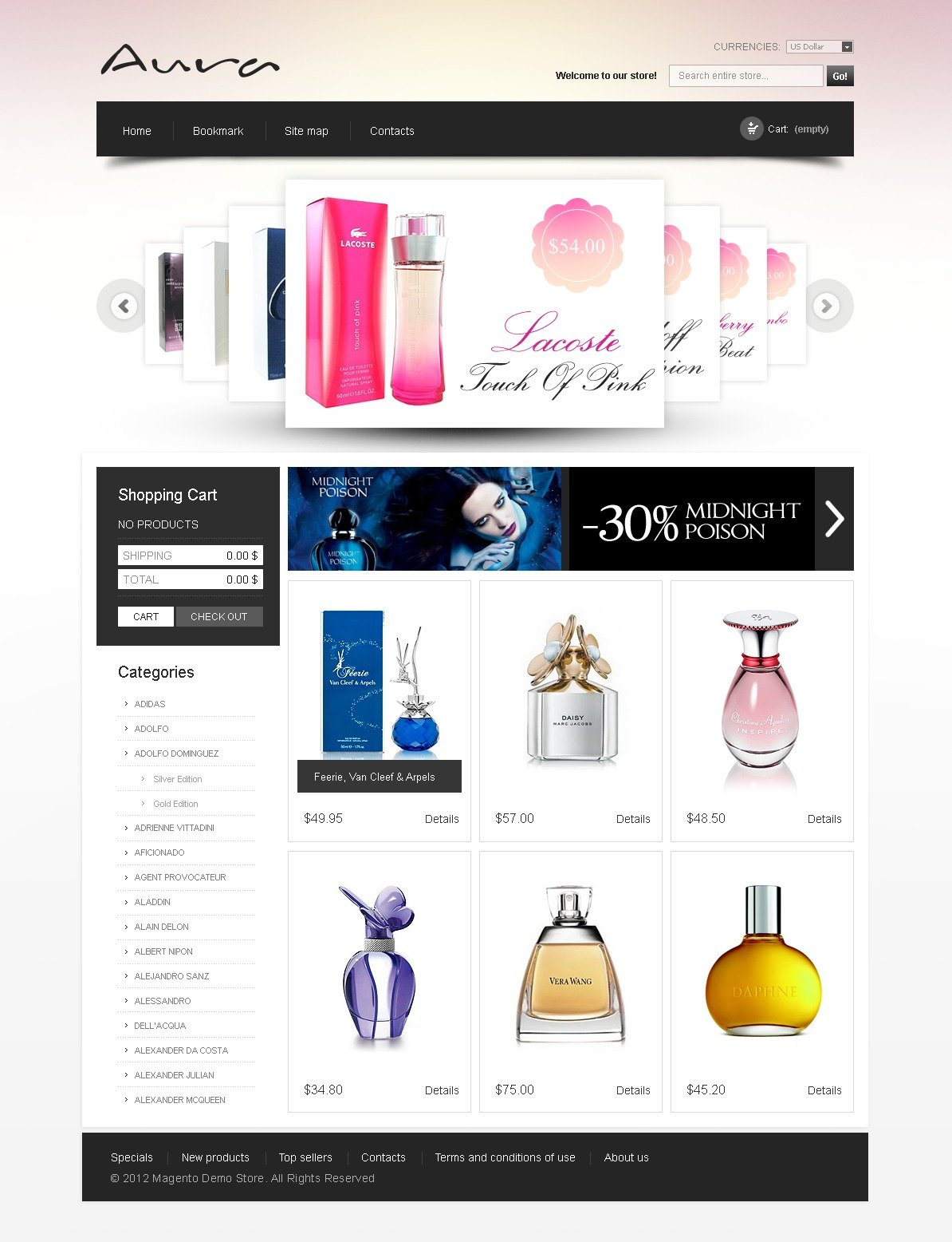 Website template #14061 printing store services custom website.