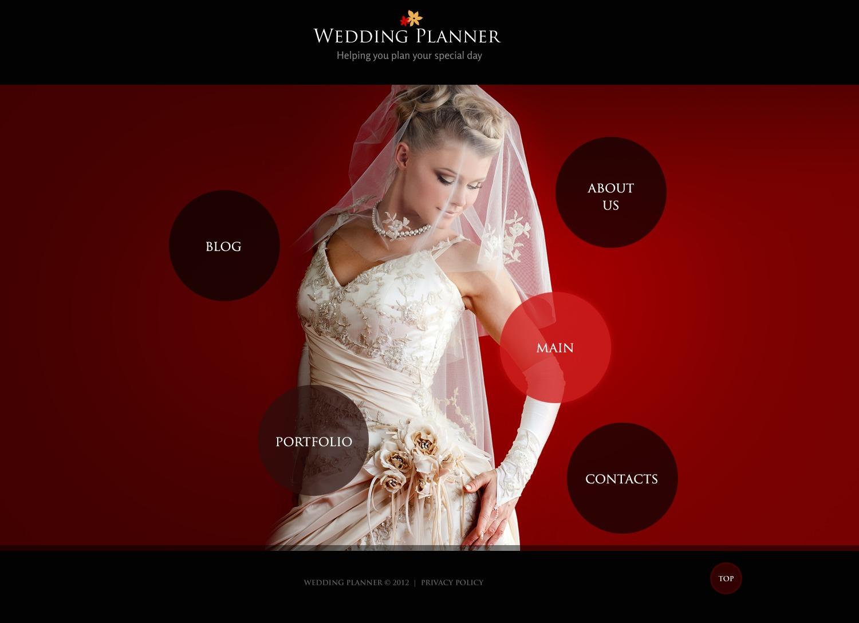 Wedding Planner Wordpress Theme 38639