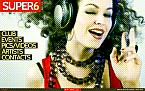 Night Club Flash CMS  Template 38709