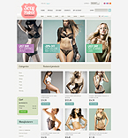 Fashion PrestaShop Template 38735