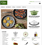 Furniture osCommerce  Template 38737