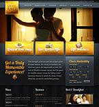 Hotels Drupal  Template 38748