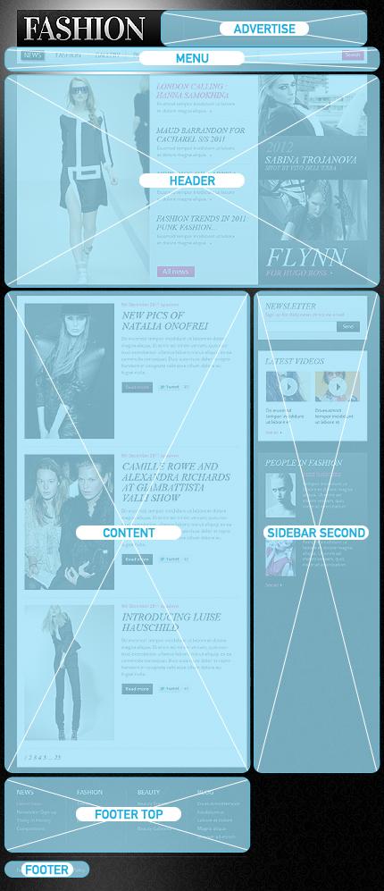 Drupal Template 38750 Main Page Screenshot