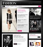 Fashion Drupal  Template 38750