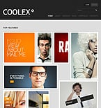 Web design Joomla  Template 38755