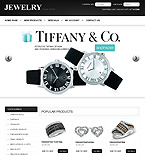 Jewelry osCommerce  Template 38758