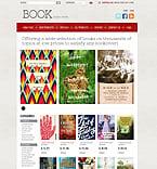 Books ZenCart  Template 38768