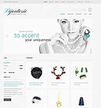 Jewelry PrestaShop Template 38775