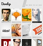 Web design Joomla  Template 38788