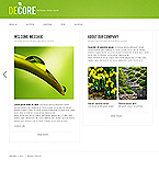 Website  Template 38806