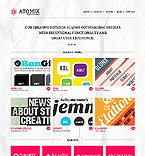 Web design Website  Template 38847