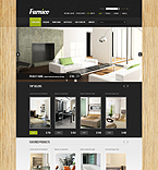 Furniture PrestaShop Template 38853