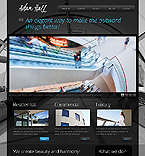 Architecture Website  Template 38868