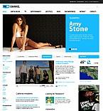 Media Flash CMS  Template 38878