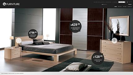 ADOBE Photoshop Template 38892 Home Page Screenshot