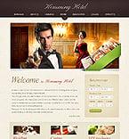 Hotels Website  Template 38906