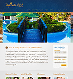 Hotels Website  Template 38909