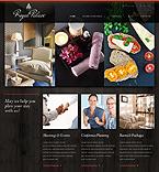 Hotels Joomla  Template 38922
