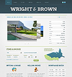 Law Website  Template 38968