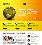 Website  Template 38975