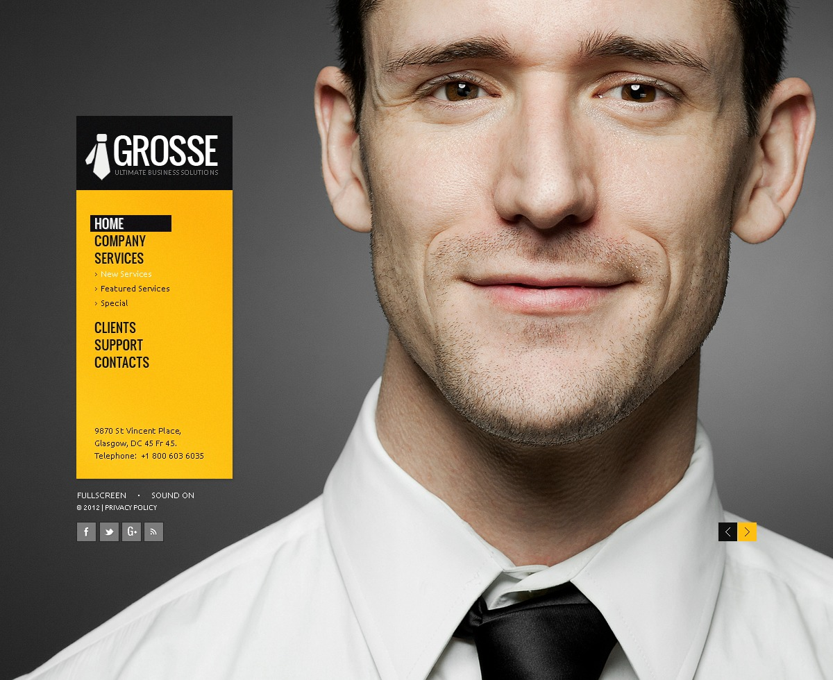 business flash template 38981