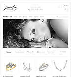 Jewelry PrestaShop Template 39002