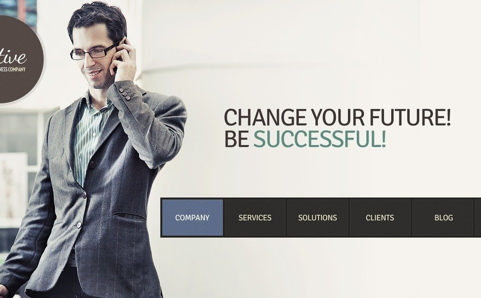 İş ve Hizmetler Joomla Şablonu New Screenshots BIG
