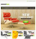 Furniture Facebook  Template 39014