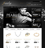 Jewelry VirtueMart  Template 39020