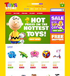 Entertainment VirtueMart  Template 39022