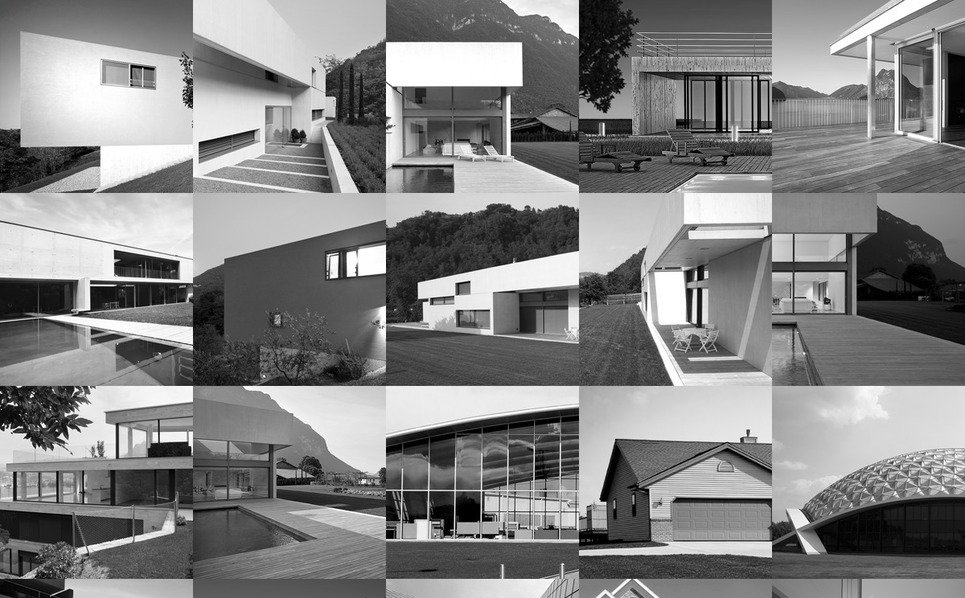 Šablona webových stránek Stavební společnosti New Screenshots BIG