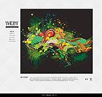 Web design Website  Template 39069