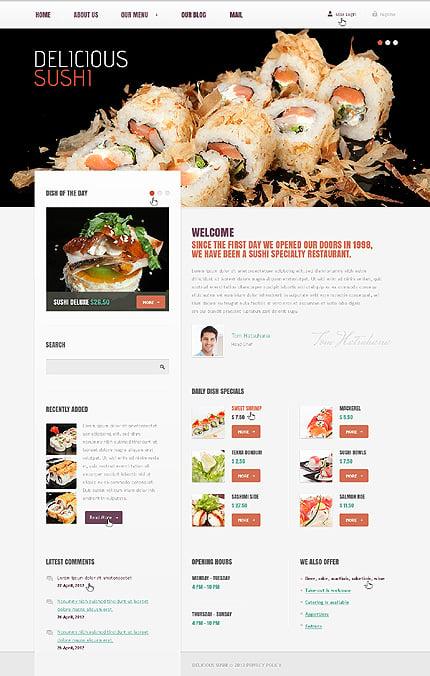 Drupal Template 39086 Main Page Screenshot