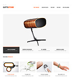 Gifts PrestaShop Template 39111
