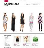 Fashion osCommerce  Template 39113