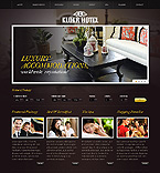 Hotels Website  Template 39124