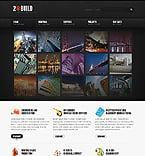 Architecture Website  Template 39126