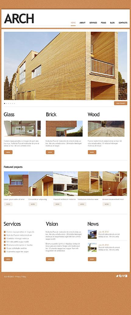 Drupal Template 39138 Main Page Screenshot