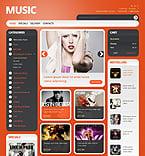 Music PrestaShop Template 39147