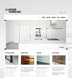 Furniture Joomla  Template 39155