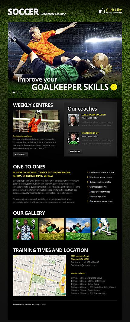 ADOBE Photoshop Template 39185 Home Page Screenshot