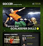 Sport Facebook  Template 39185