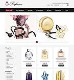 Beauty ZenCart  Template 39209