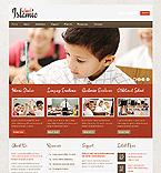 Education Website  Template 39263