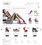 Fashion ZenCart  Template 39311