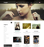 Art & Photography ZenCart  Template 39312