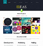 Web design Website  Template 39325